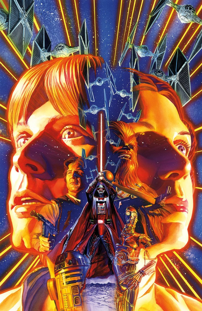 Star Wars #1 (Dark Horse) - Alex Ross