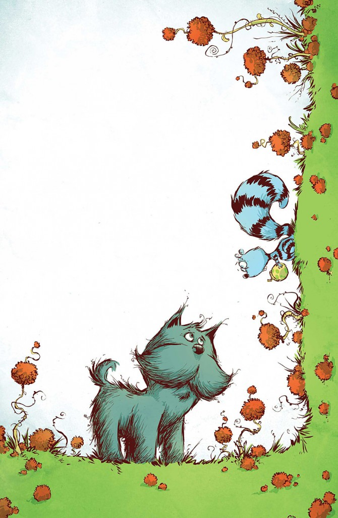 Road to Oz #4 (Marvel) - Artist: Skottie Young