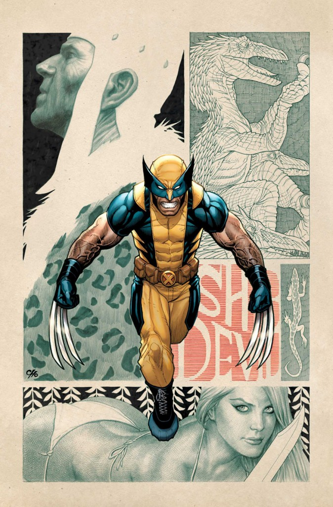 The Savage Wolverine #2 (Marvel) - Artist: Milo Manara