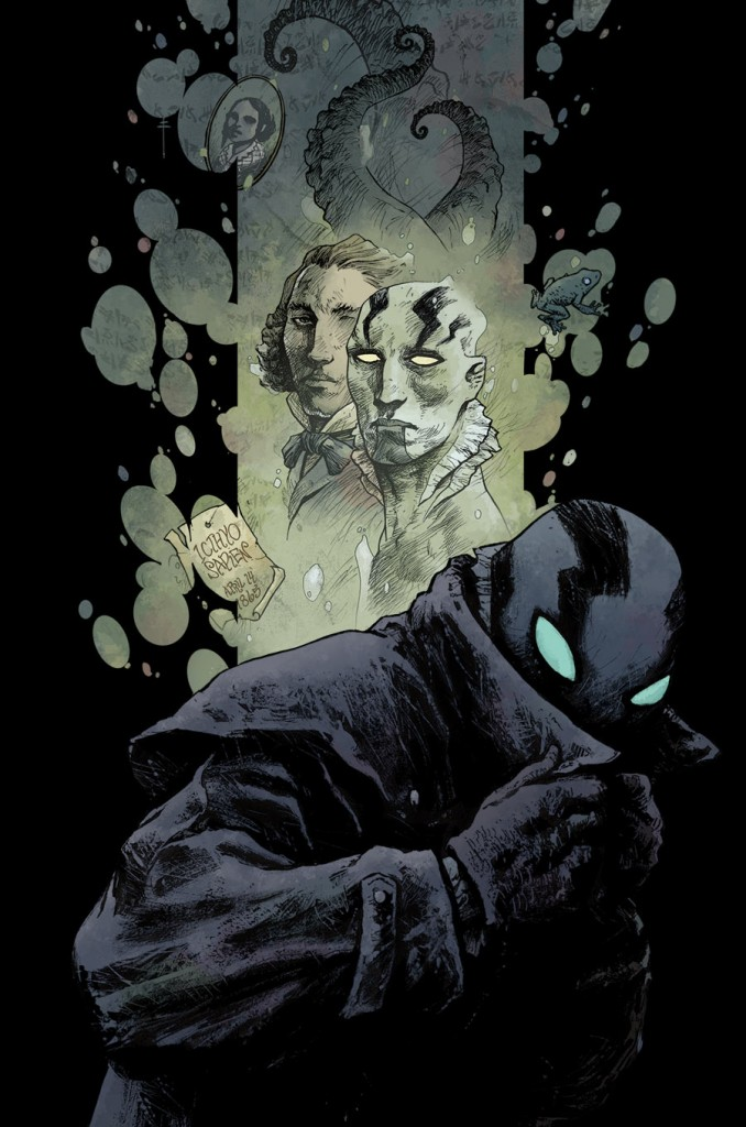 Abe Sapien: Dark And Terrible #1 (Dark Horse) - Artist: Sebastián Fiumara