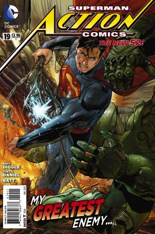 Action Comics #19 cover (DC Comics)