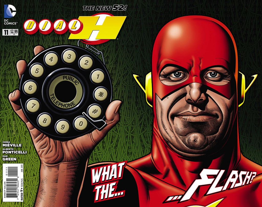 Dial H for Hero #11 (DC Comics) - Artist: Brian Bolland