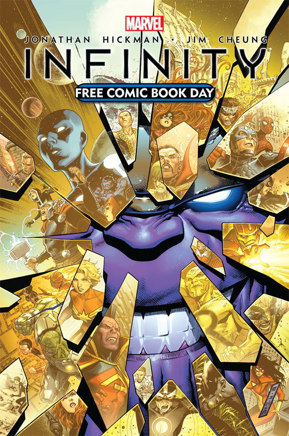 Infinity (Marvel) - Free Comic Book Day