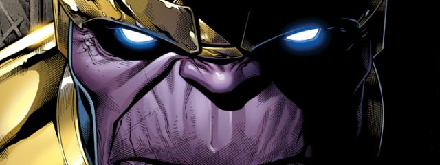 Infinity (Marvel) - Preview - Thanos