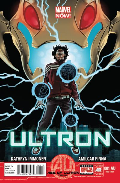Ultron #1AU (Marvel Comics)