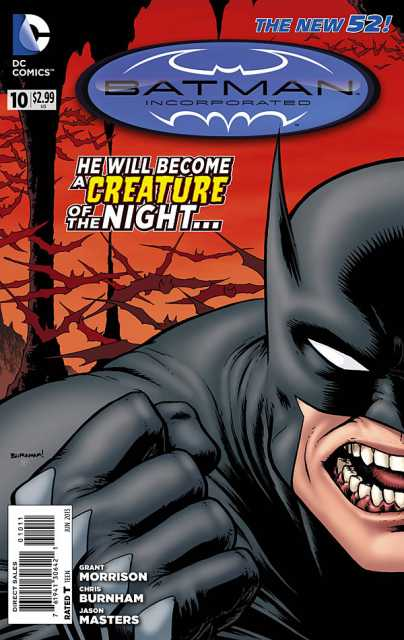 Batman Incorporated #10 (DC Comics) (2013)