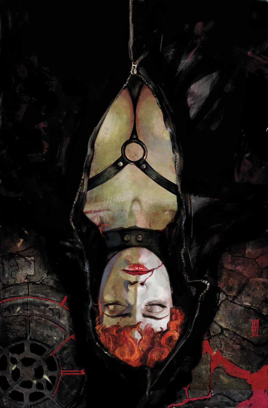 Daredevil: End of Days #7 (Marvel) - Artist: Alex Maleev