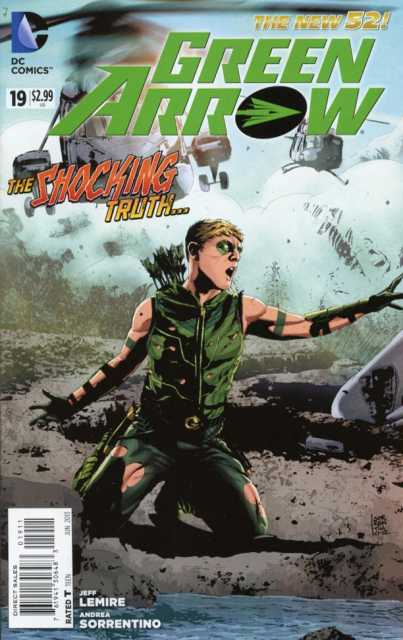 Green Arrow #19 (DC Comics)