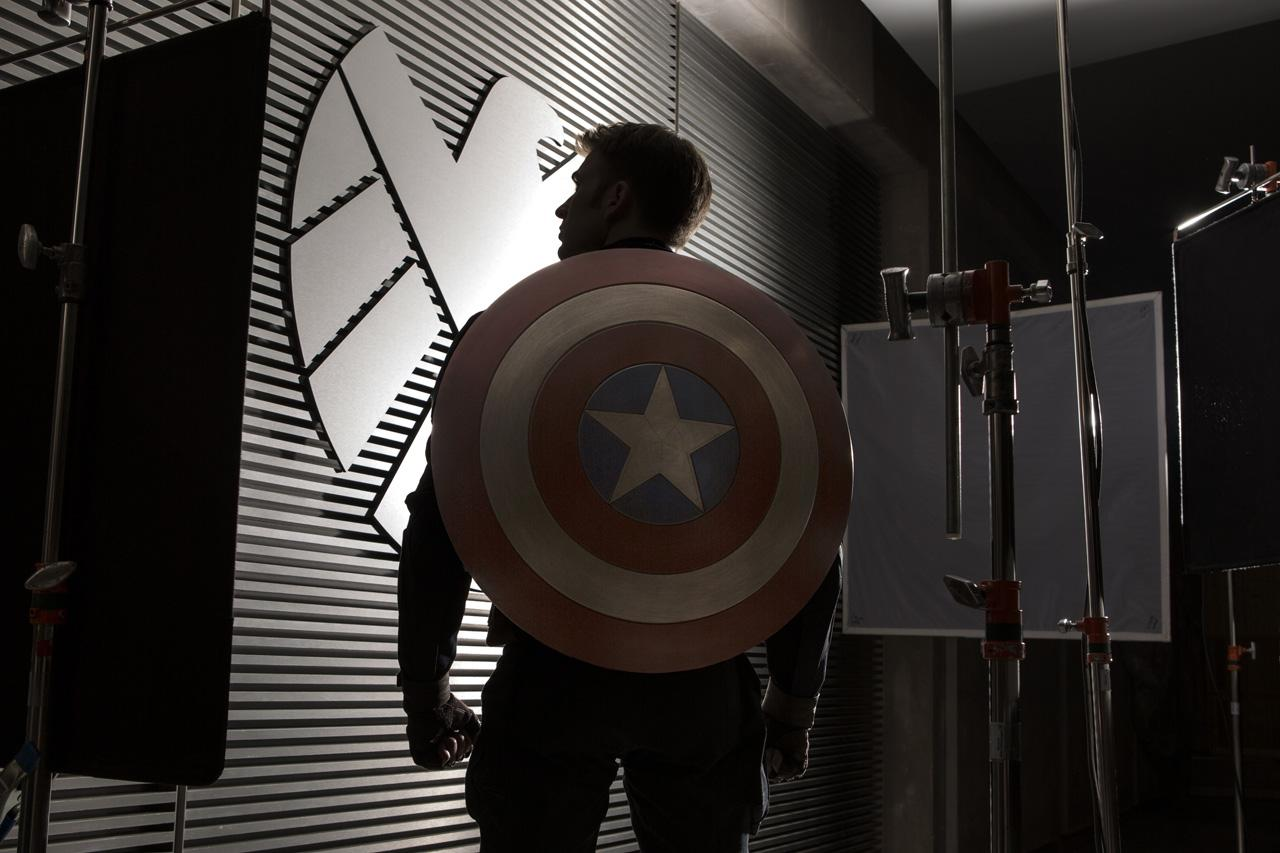 Captain America: The Winter Soldier - First Image