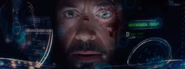 Iron Man 3 - Barrel of Monkeys Clip
