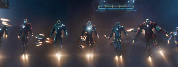 Iron Man 3 - Iron Legion