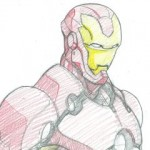 Iron Man: Rise of the Technovore - Anime Concept Art - Armour