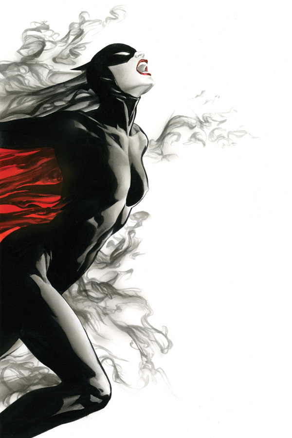 Miss Fury #1 (Dynamite) - Artist: Alex Ross