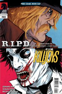 RIPD Killjoys (Dark Horse) FCBD