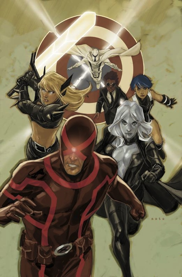 Uncanny X-Men #3 (Marvel) - Artist: Phil Noto