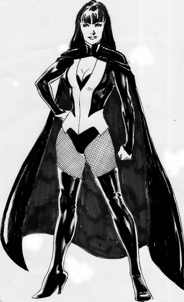 Zatanna - Justice League #22 (Geoff Johns