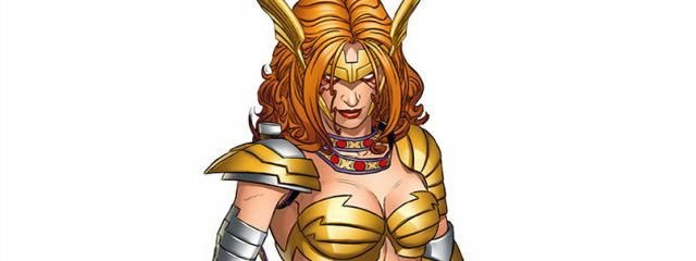 Angela - Age of Ultron - Joe Quesada