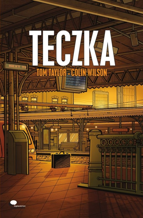 Teczka (The Example) Front Cover