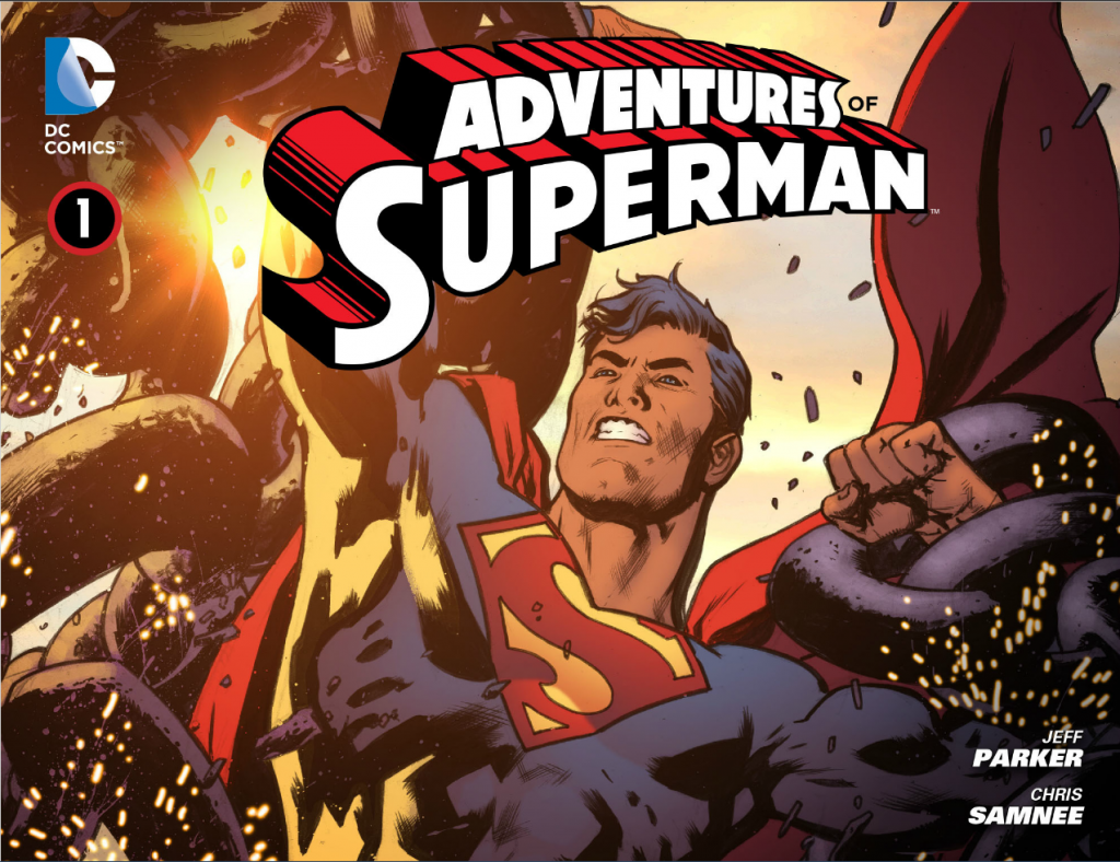 Adventures of Superman #1 (DC Comics) - Chris Samnee