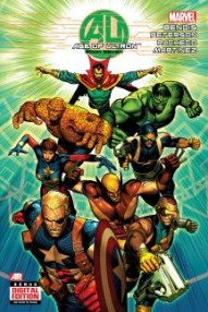 Age of Ultron #7 (Marvel) cover