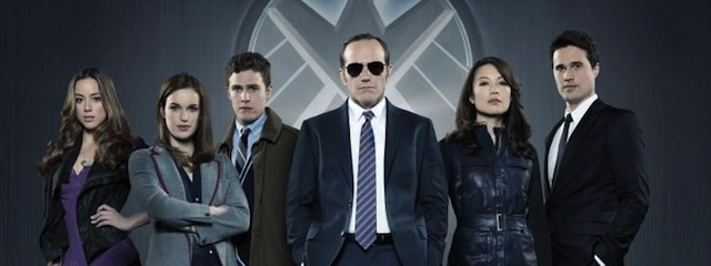Agents of S.H.I.E.L.D - Cast photo
