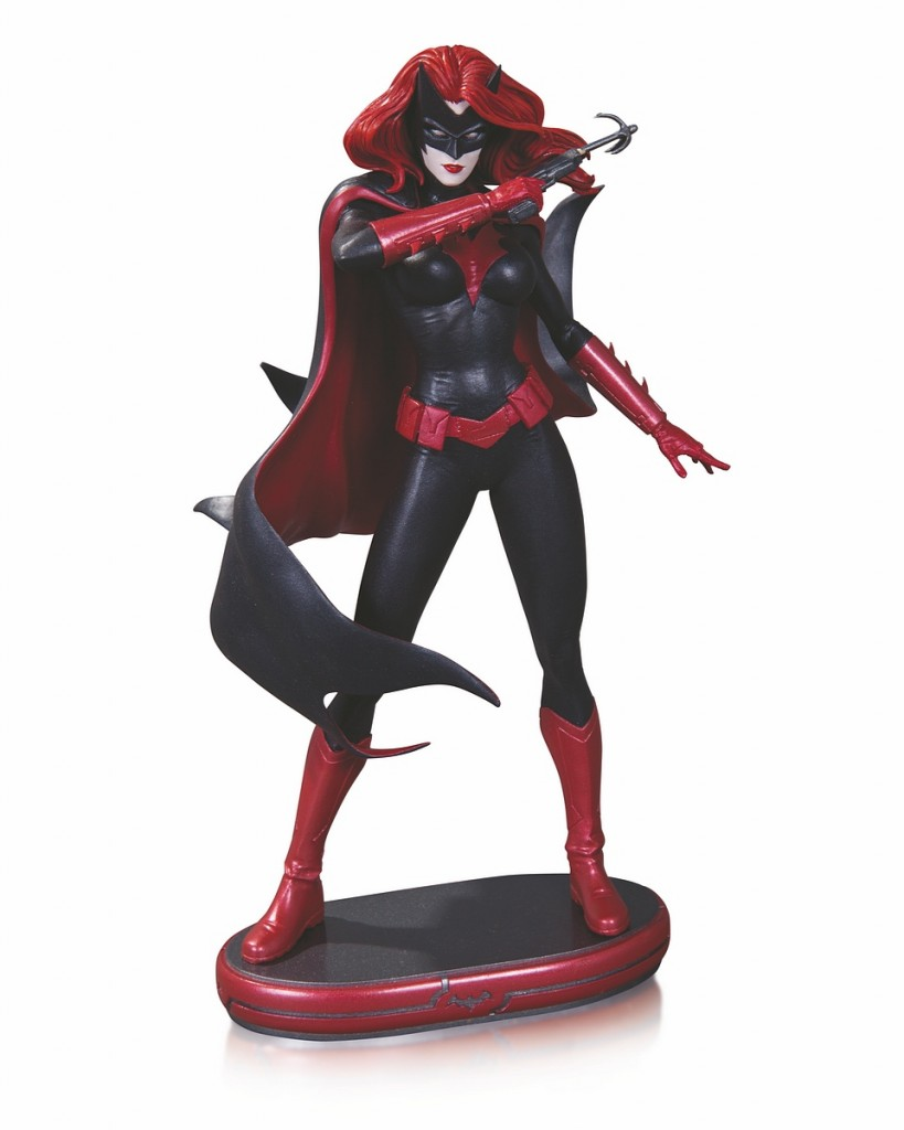 DC Covergirls statue - Batwoman