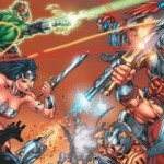 DC Universe vs The Masters of the Universe