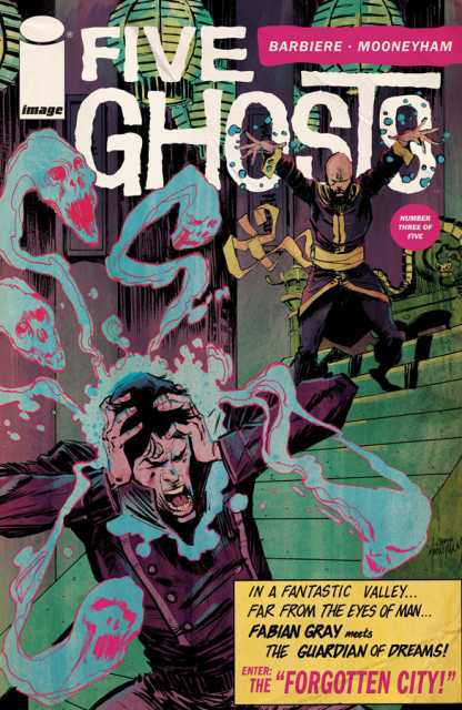 Five Ghosts: The Haunting of Fabian Gray #3 (Image Comics)