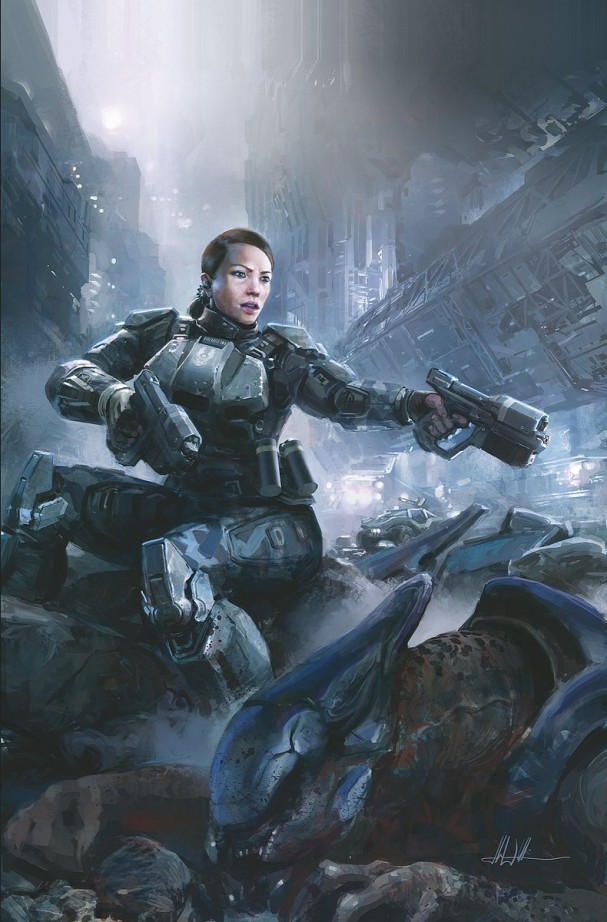 HALO: INITIATION #1 (of 3)