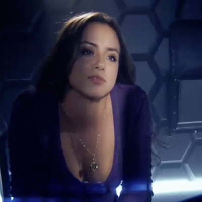 Marvel's Agents of S.H.I.E.L.D. - Chloe Bennett