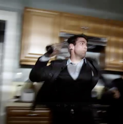 Marvel's Agents of S.H.I.E.L.D. - Kitchen fight