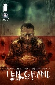 Ten Grand #1 (Image Comics) - Artist: Ben Templesmith