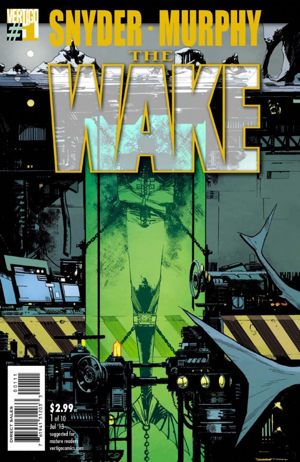 The Wake #1 - Scott Snyder and Sean Murphy