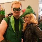 Supanova Sydney 2013 - Cosplay - Green Arrow and Black Canary