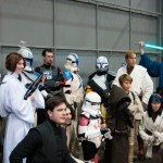 Supanova Sydney 2013 - Cosplay - Star Wars group