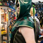 Supanova Sydney 2013 - Cosplay - John Dee and Smallville's Green Arrow