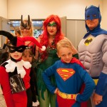 Supanova Sydney 2013 - Cosplay - Super Family