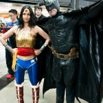 Supanova Sydney 2013 - Cosplay - Injustice Wonder Woman (Rae Johnston) and Batman