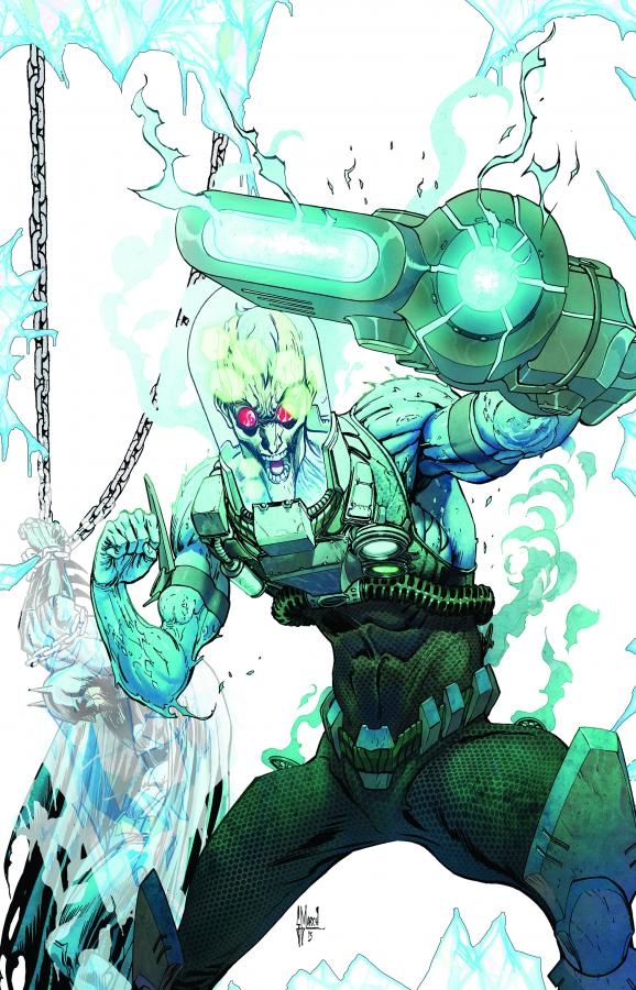 Batman: The Dark Knight 23.2 - Mr. Freeze