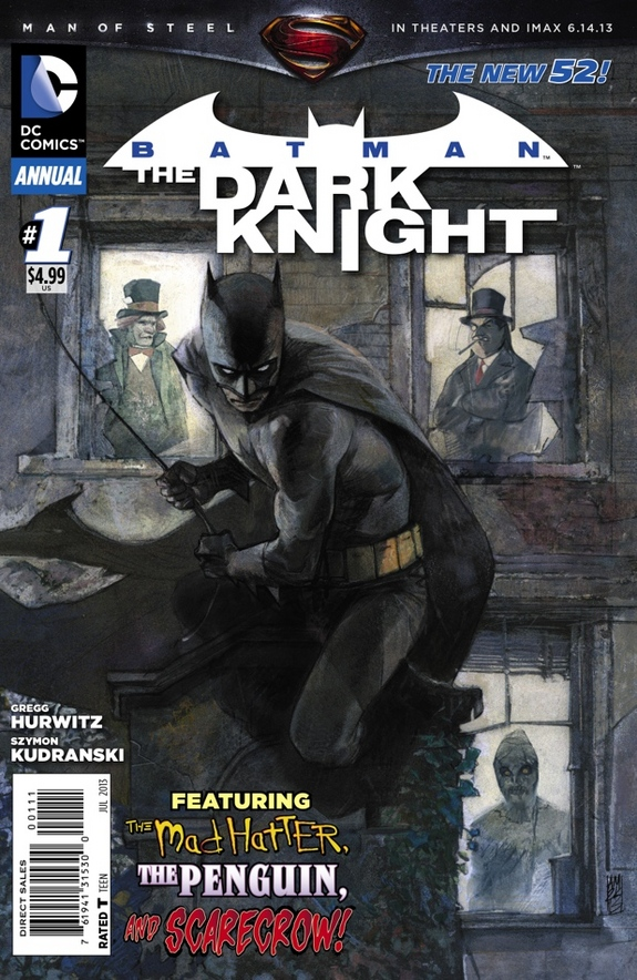 Batman: The Dark Knight Annual #1 (DC Comics)