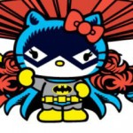 Hello Kitty Girl Power DC Super Heroes - Warner