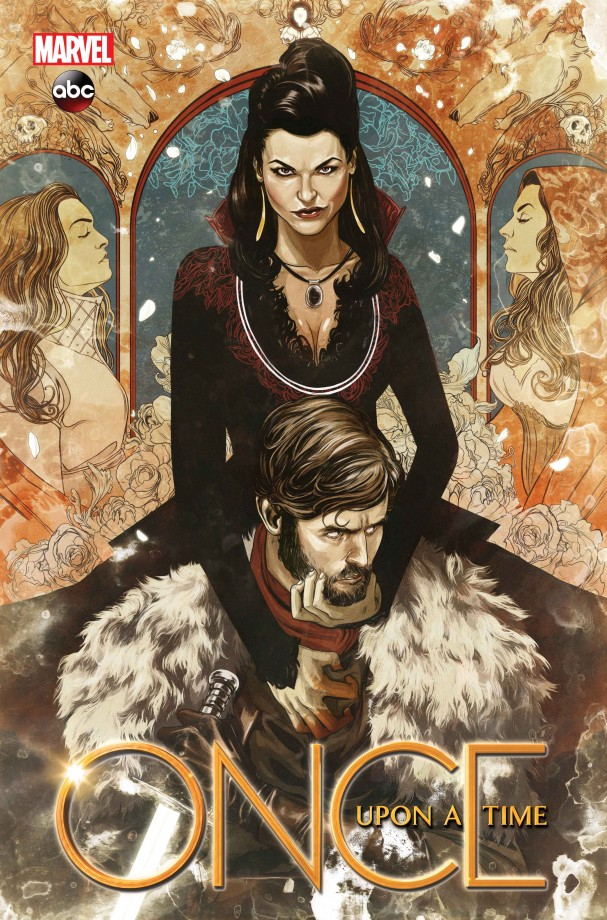 Once Upon A Time - Graphic Novel Cover