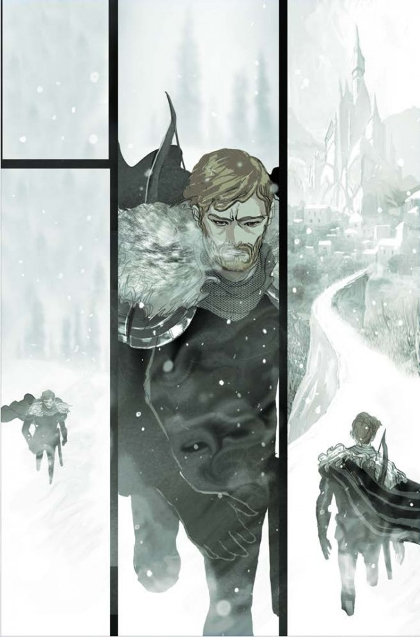 Once Upon A Time - Graphic Novel Preview 1_1