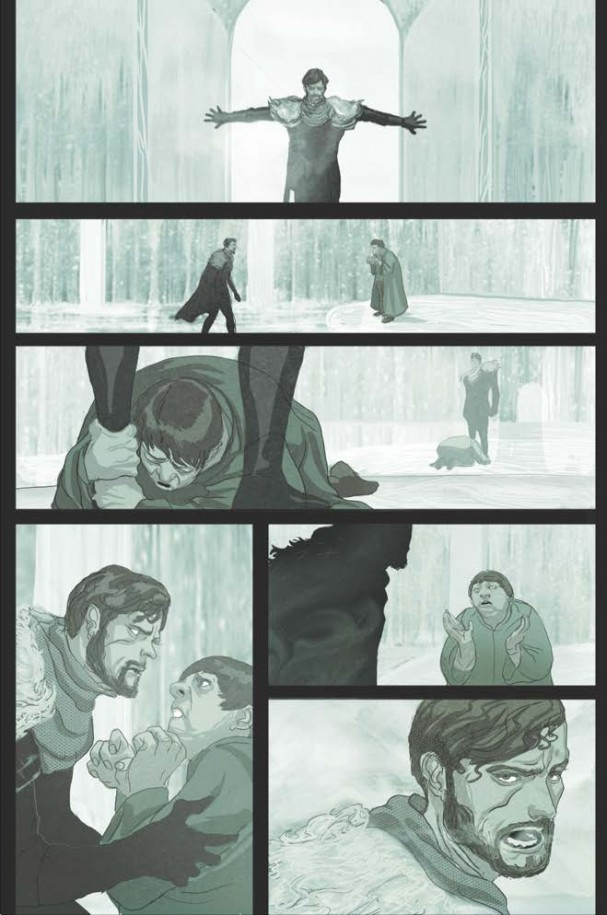 Once Upon A Time - Graphic Novel Preview 1_2