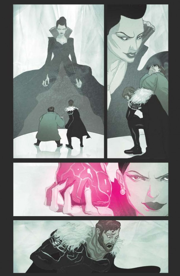 Once Upon A Time - Graphic Novel Preview 1_3