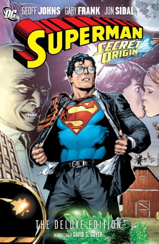 Superman: Secret Origin HC