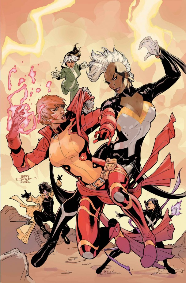 X-Men #5 - Battle for the Atom - Dodson Variant