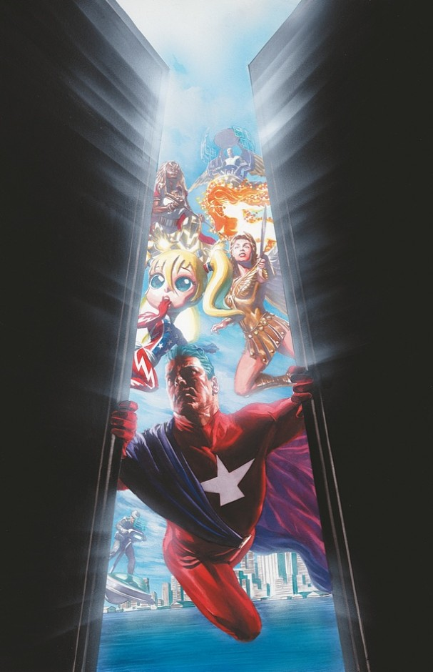 Astro City #1 (DC/Vertigo) - Artist: Alex Ross