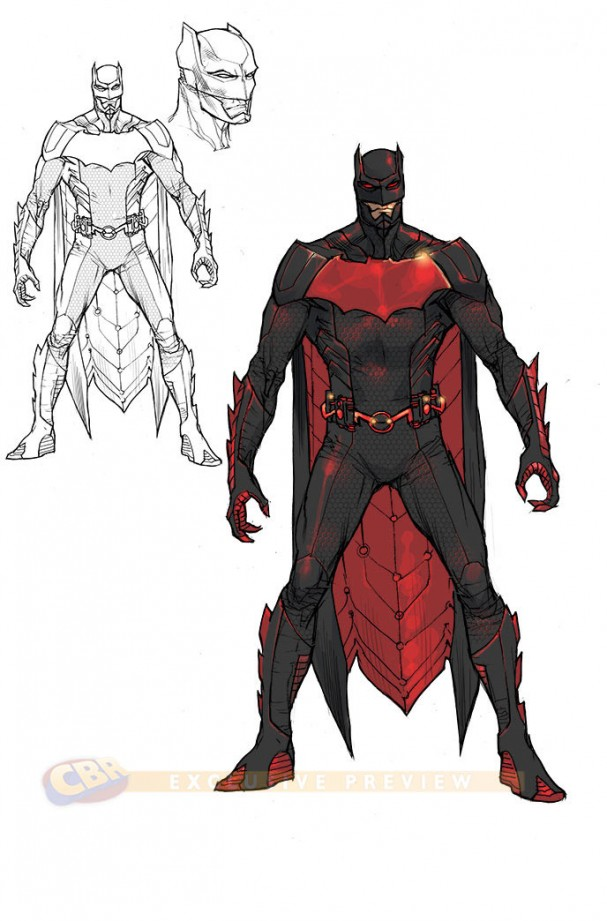 Justice League 3000 - Batman