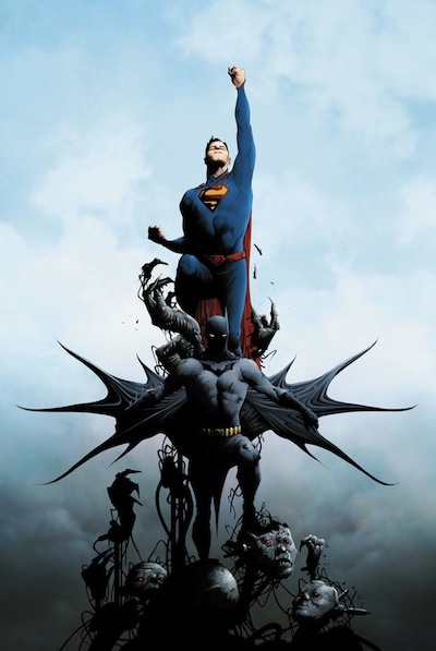 Batman/Superman #1 Cover